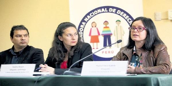 Fotos Misión de la Comisión Internacional de Juristas
