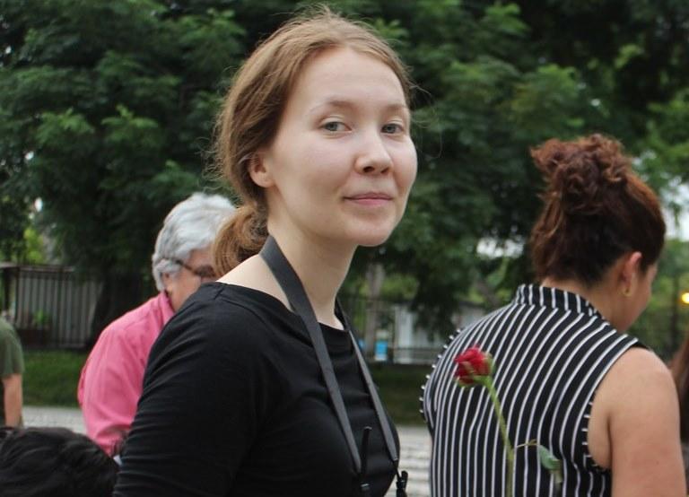 Anni Toivanen (Finlandia)