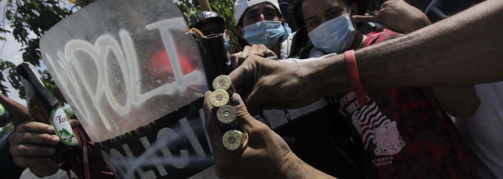 Nicaragua: Organismos internacionales exigen el cese a la represión contra manifestantes