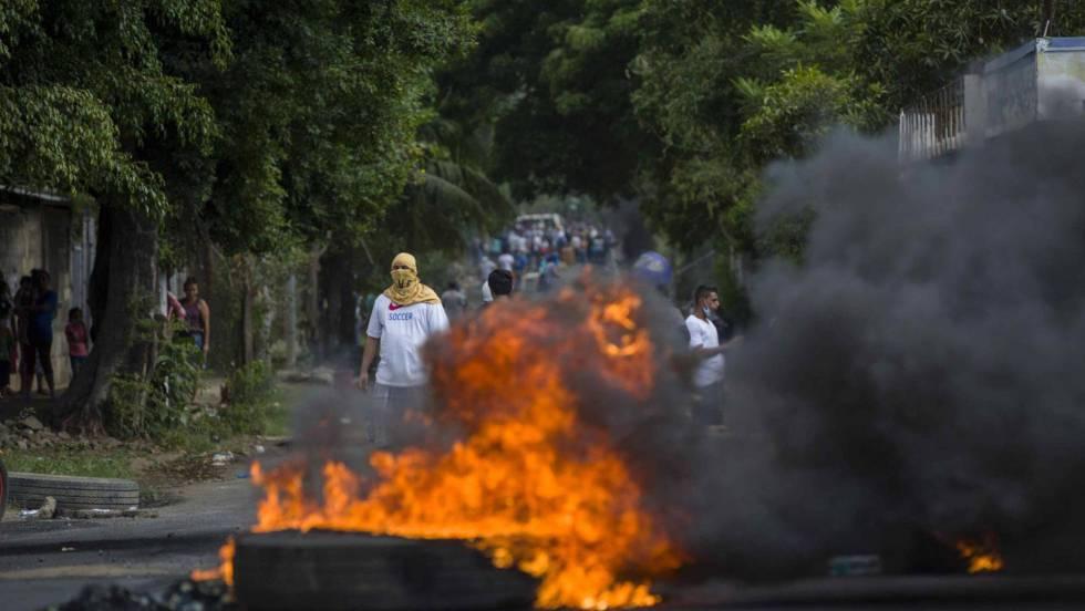Nicaragua: El Centro Nicaraguense de DD.HH.  emite comunicado de protesta
