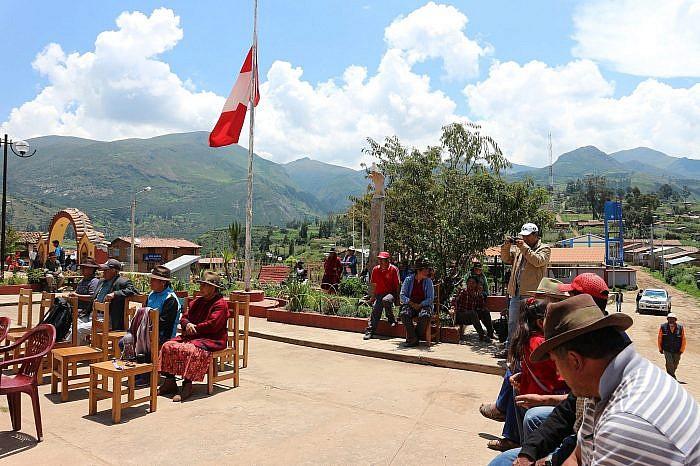 Apurimac conmemoró a las víctimas de Toraya-Aymaraes asesinadas por Sendero Luminoso en 1986