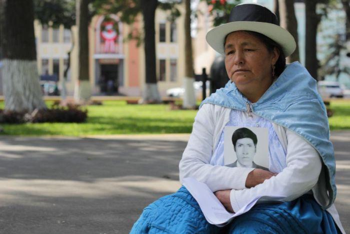 LUM: La contundente respuesta de una madre de Anfasep al congresista Edwin Donayre