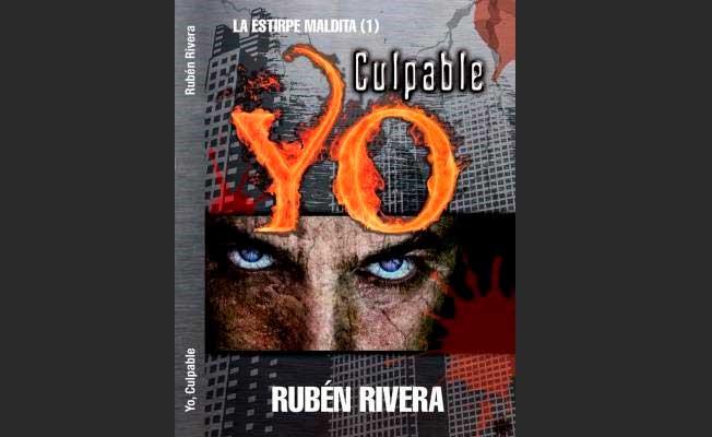 """Presentación del libro """"Yo, culpable"""" del escritor peruano con discapacidad Rubén Rivera Flores"""