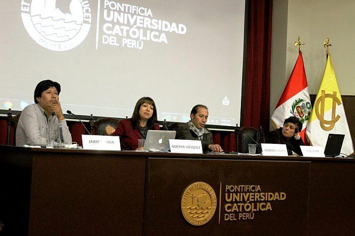 """APRODEH participó en conversatorio """"¿De qué gobernabilidad estamos hablando?: La restricción de derechos y el cese del diálogo en el sur andino"""""""