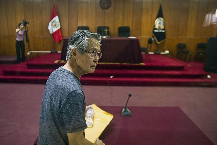 La Corte Interamericana de Derechos Humanos exige a la justicia peruana que revise el indulto a Fujimori