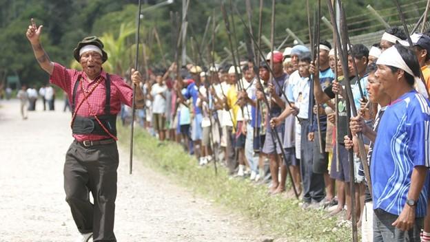 """La masacre de """"Bagua"""" - Un hecho histórico de represión del estado peruano"""
