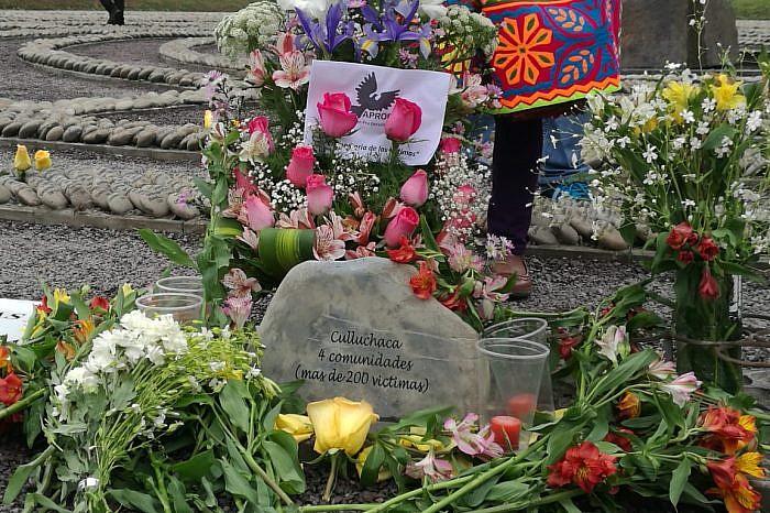 Perú rinde homenaje a todas las víctimas del CP San Antonio de Culluchaca (Huanta, Ayacucho)
