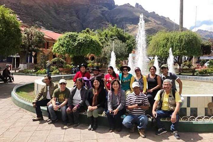 APRODEH realizó encuentro internacional de defensoras y defensores de Derechos Humanos, Territoriales y Ambientales