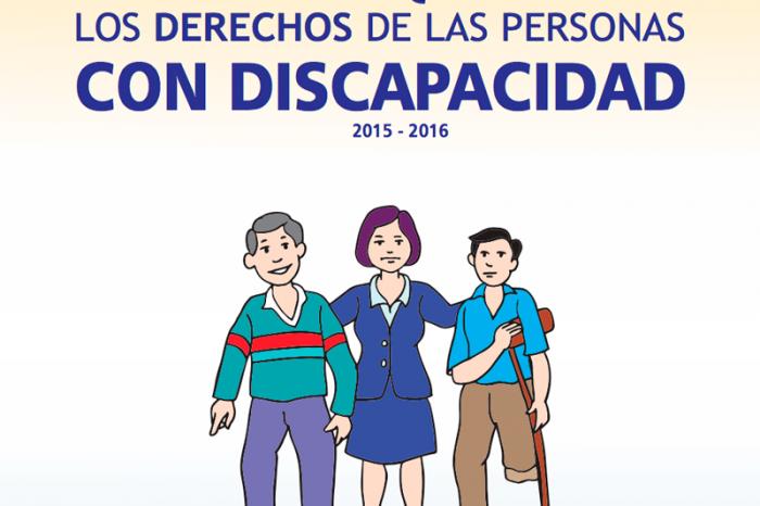 Normas que protegen a las personas con discapacidad.
