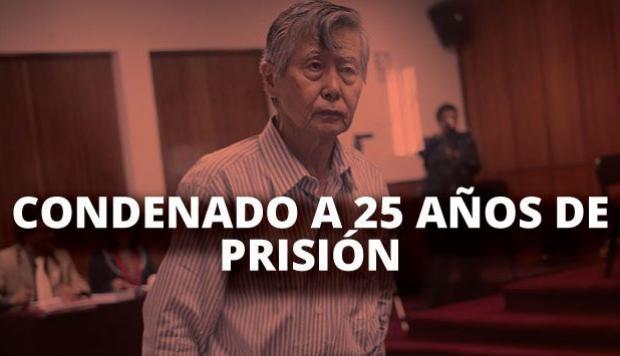 Nota de Prensa: Caso indulto a Alberto Fujimori - Se acaba la Impunidad, se reivindican las víctimas