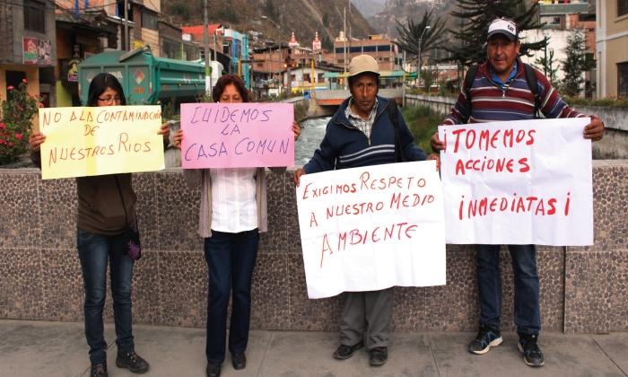 Fuerza Popular impide la aprobación de Ley que ayudaría a proteger el Río Rímac de pasivos mineros