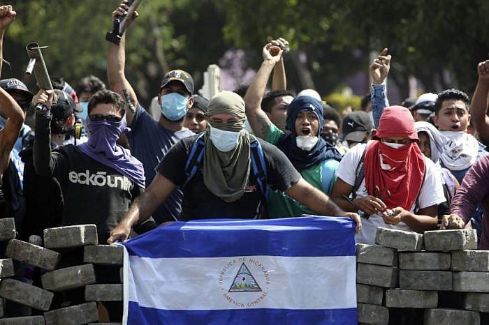 Declaración de la Unión Europea y sus 28 Estados miembros sobre situación en Nicaragua