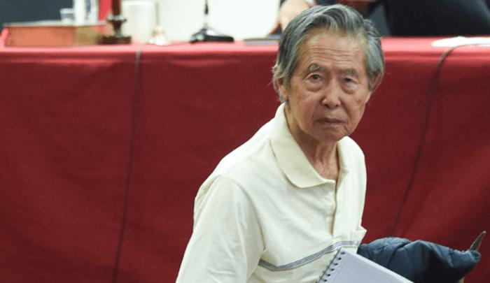 Histórico: Declaran infundado el indulto a Fujimori y ordenan su captura