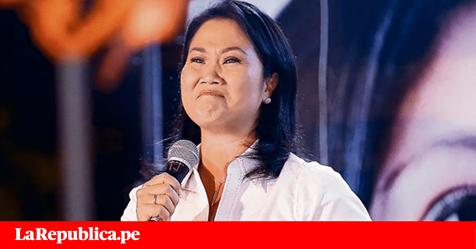 Keiko Fujimori fue detenida en la Fiscalía este miércoles