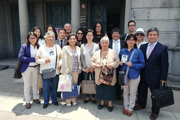 APRODEH y organismos de DDHH reafirman en audiencia posición de que indulto a Fujimori fue irregular. Sala Especial de Corte Suprema deja a voto la apelación contra la nulidad del indulto
