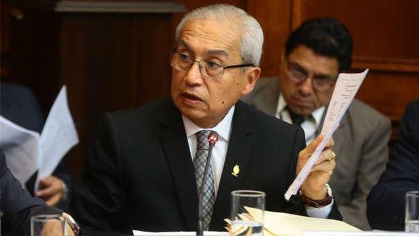 Subcomisión de Acusaciones Constitucionales declaró procedentes 4 denuncias contra Pedro Chávarry