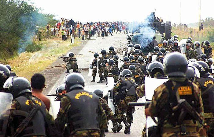 A 10 años de los dolorosos hechos en Bagua seguimos exigiendo justicia para los pueblos indígenas